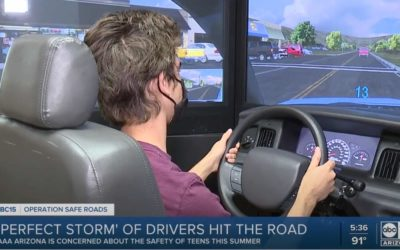 Safety Experts Concerned as Teens Return to Driving Post Pandemic