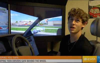 12 News Features DrivingMBA during National Teen Driver Safety Week