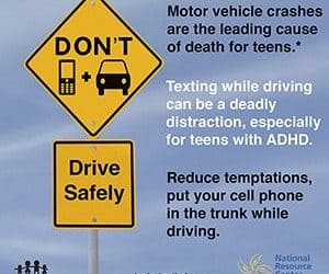 Student Drivers with ADD/ADHD are at Greater Risk