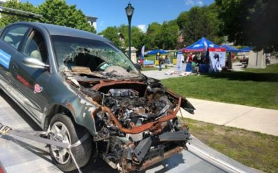 Are Parents Setting the Right Example for Teens About Distracted Driving?
