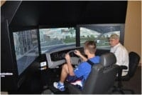 Defensive Driving Skills Simulator