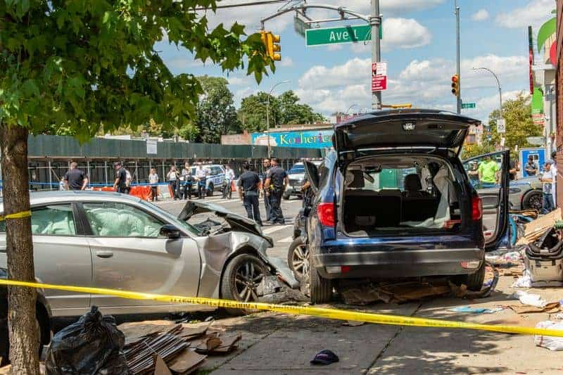 Teen Driver Runs Red Light and Fatally Strikes Bicyclist (See Video)