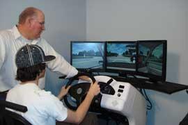 driving simlator