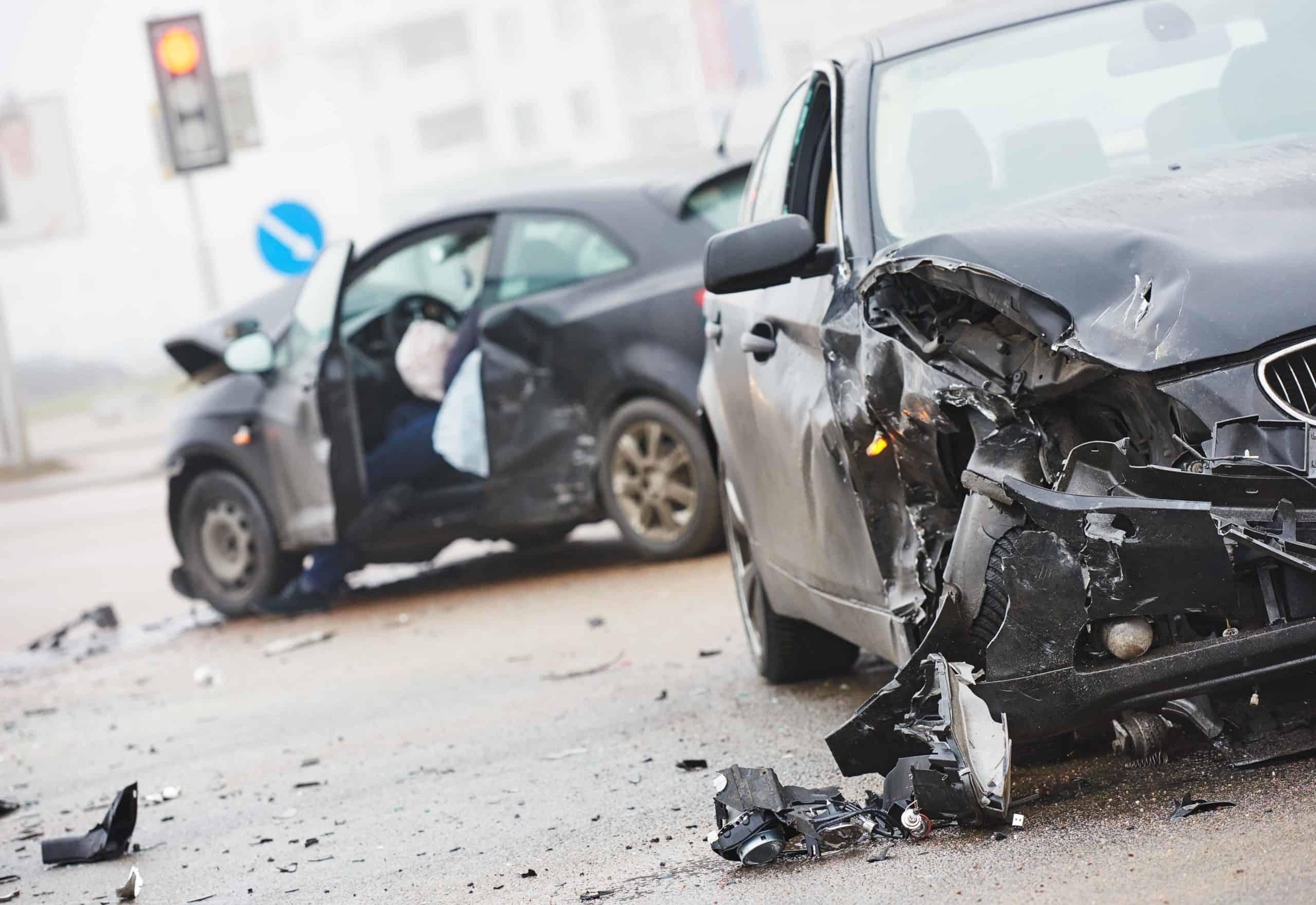 Distracted Driving Crash