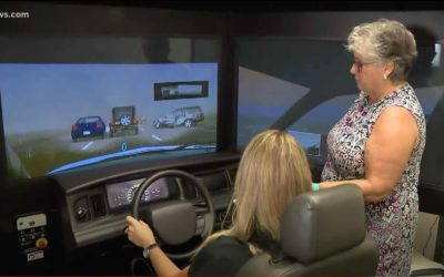 Driving Simulators Help Students Prepare for Driving in Monsoon Conditions