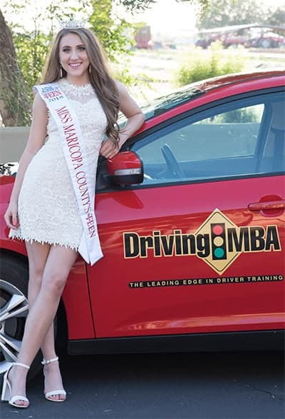 Miss Maricopa County Outstanding Teen