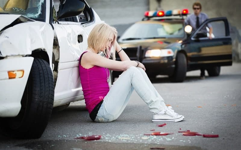 Slower growth in working memory linked to teen driving crashes